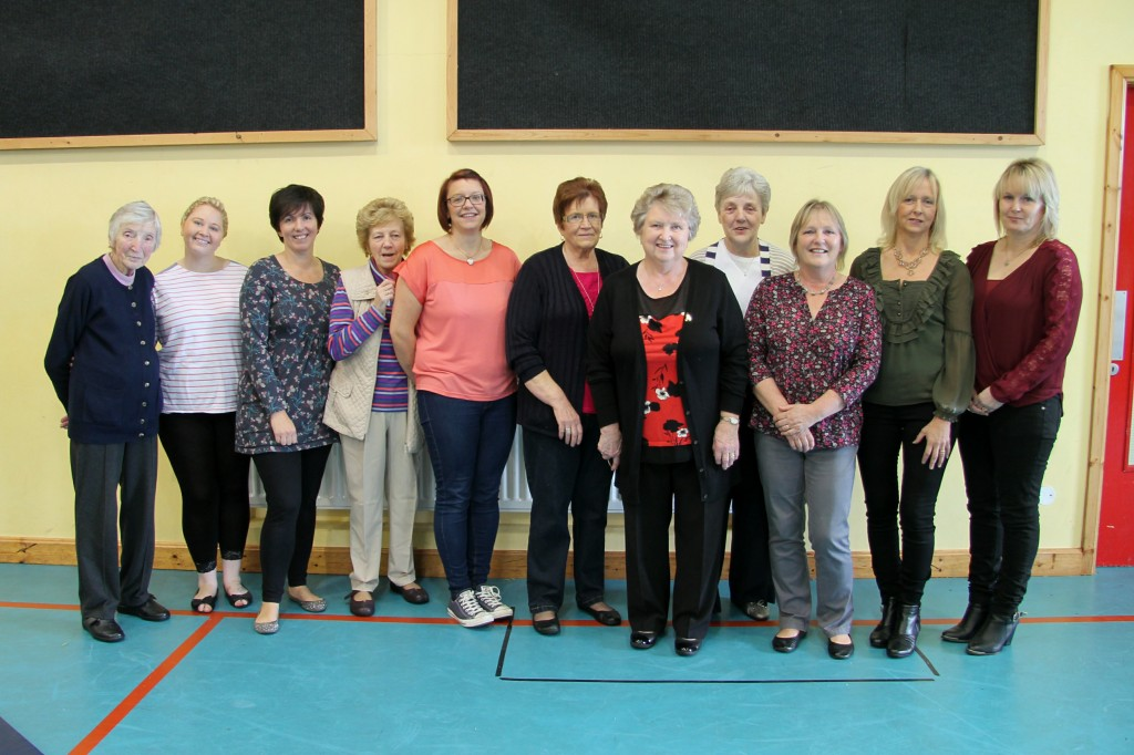 Mums & Toddlers Leaders (Missing from photo is Mrs Ena Graham)